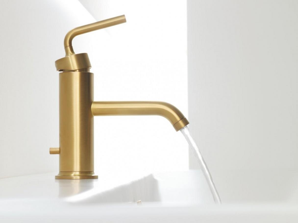 Moen Gold Bathroom Faucets Faucet