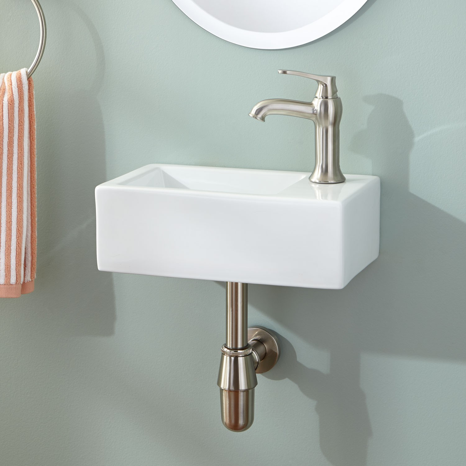 Bathroom Sink With Side Faucet Faucet Ideas Site
