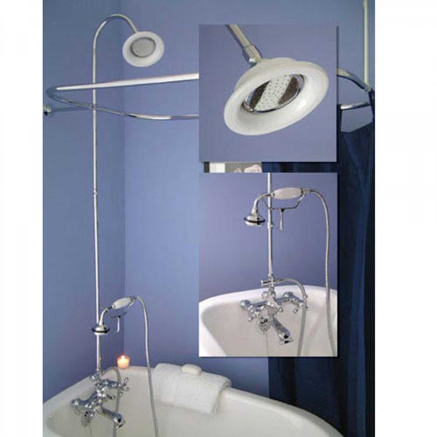 Tub To Shower Faucet Conversion Kit Faucet Ideas Site