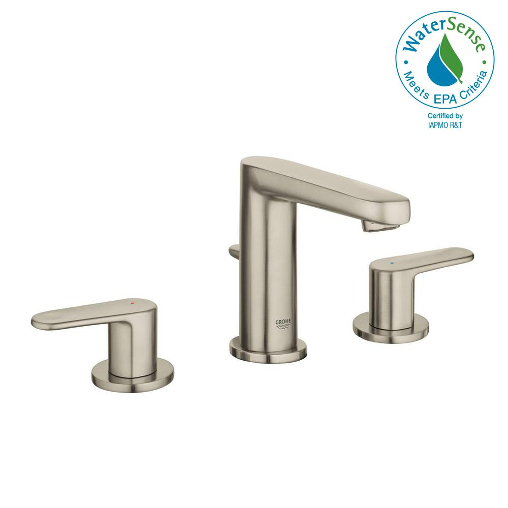 Grohe Bathroom Faucets Brushed Nickel Faucet Ideas Site