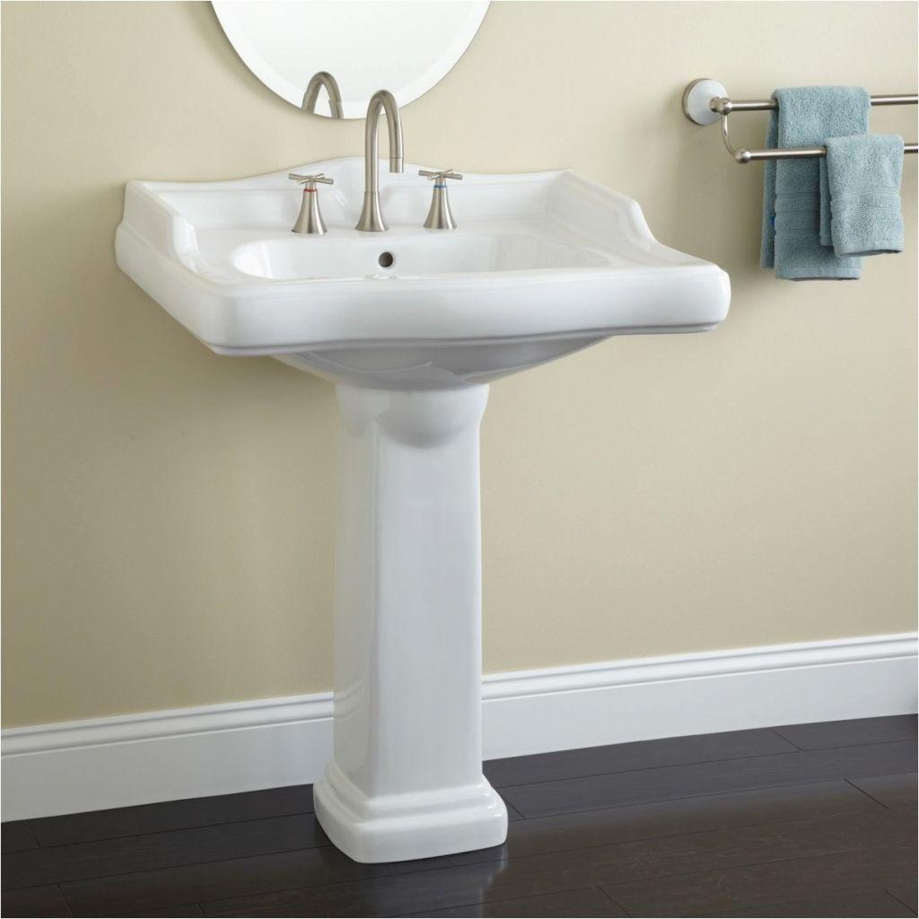 Home Porcelain Bathroom Sink Awesome Porcelain Pedestal Bathroom intended for proportions 1024 X 1024