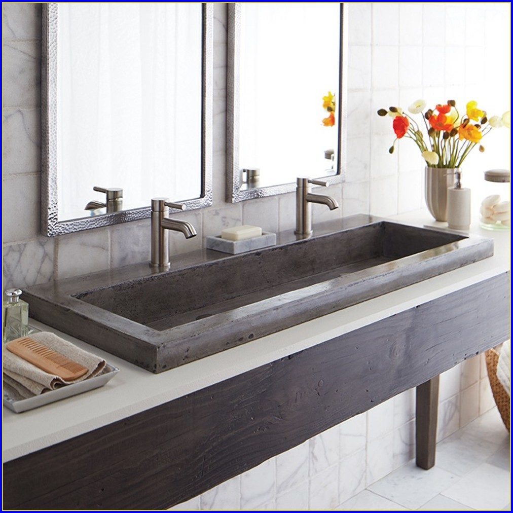 2 Faucets One Sink Faucet Ideas Site