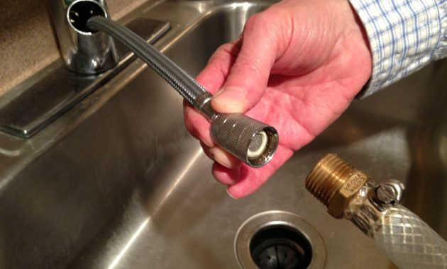 Water Hose Adapter For Kitchen Sink - Image Sink and Toaster ...