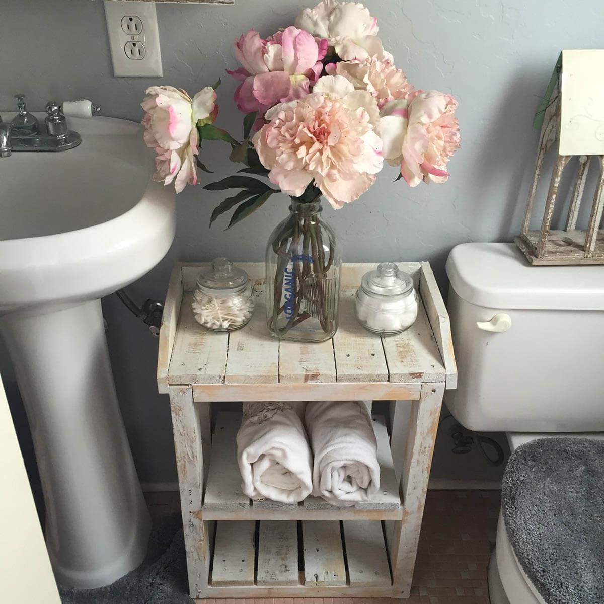 28 Best Shab Chic Bathroom Ideas And Designs For 2019 regarding sizing 1200 X 1200