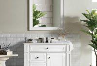 36 Bristol Cottage White Single Bathroom Vanity In 2019 Single in measurements 1098 X 1500
