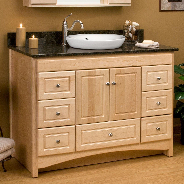 Maple Bathroom Furniture • Faucet Ideas Site on Bathroom Ideas With Maple Cabinets  id=20078