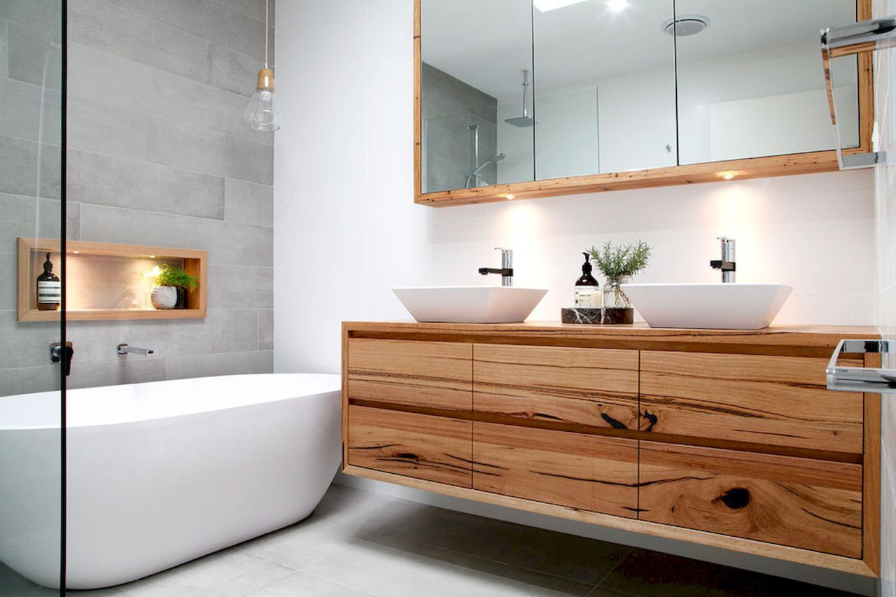 70 Modern Bathroom Cabinets Ideas Decorations And Remodel 57 In intended for dimensions 1280 X 853