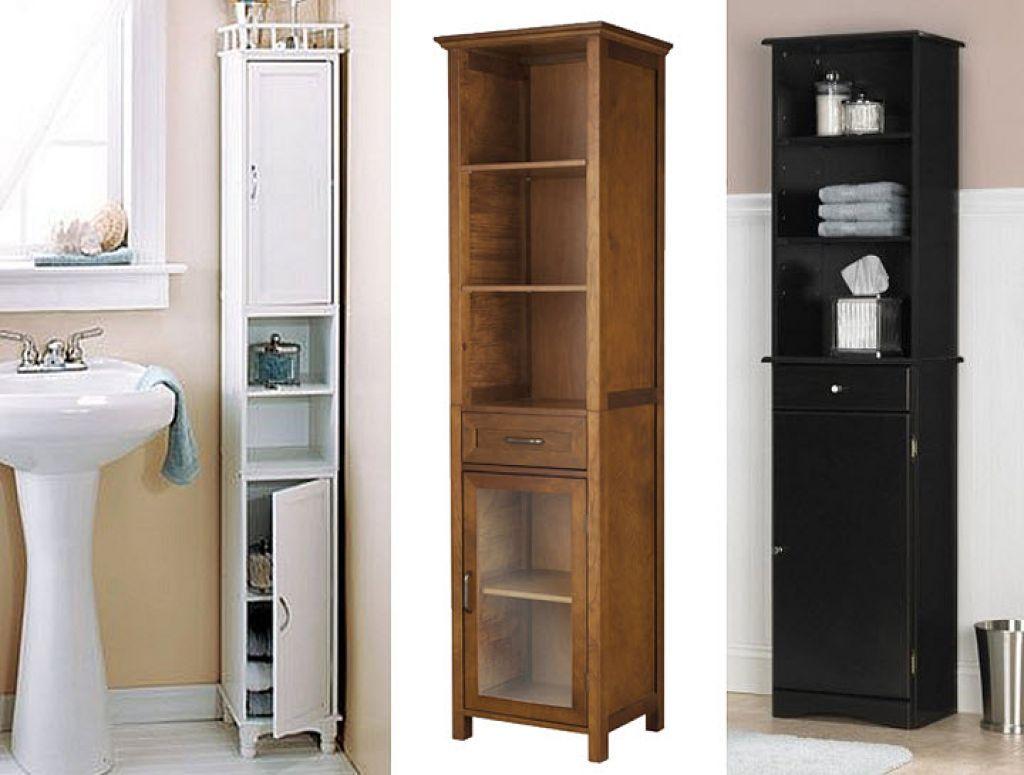 Amazing Narrow Bathroom Cabinets 1 Tall Narrow Bathroom Storage throughout measurements 1024 X 775