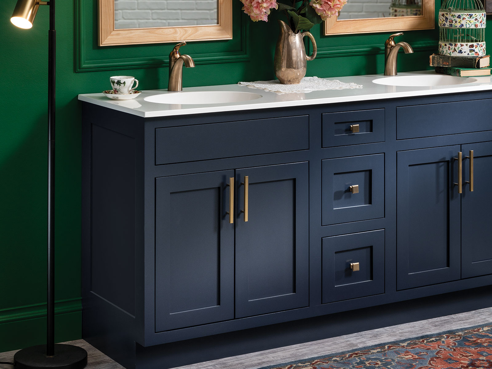 Bath Vanities And Bath Cabinetry Bertch Cabinet Manufacturing throughout sizing 1600 X 1200