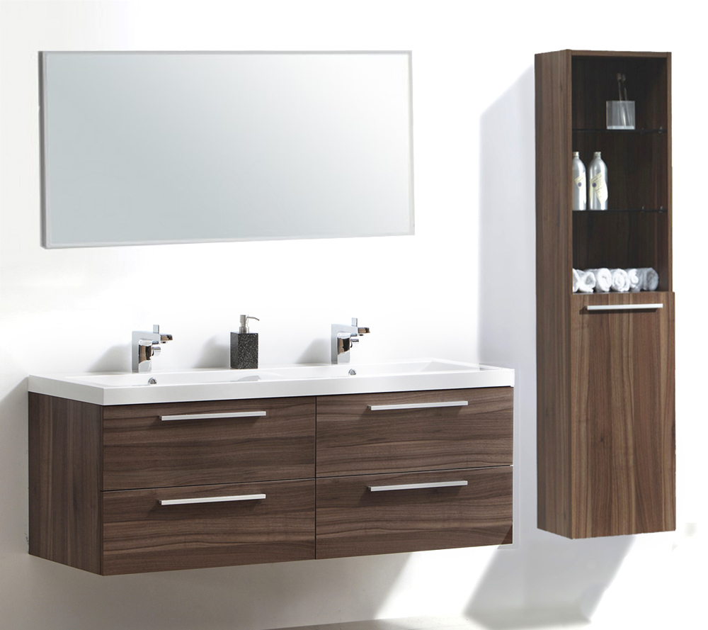 Bathroom Furniture Set R1600 Colour And Accessories Are Selectable in sizing 1000 X 889