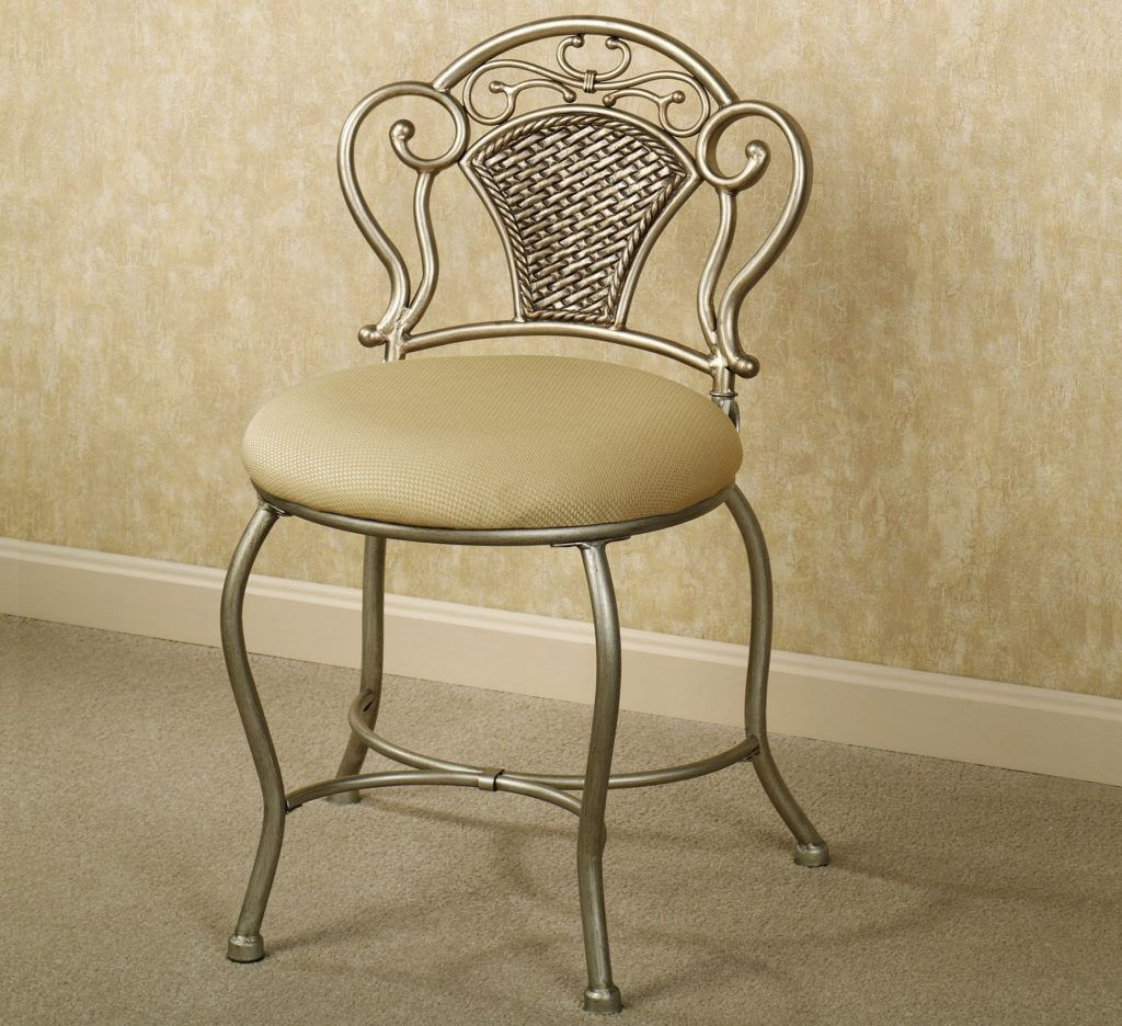 Bathroom Vanity Stool Elegant Vanity Chairs Touch Of Class Also in measurements 1024 X 936