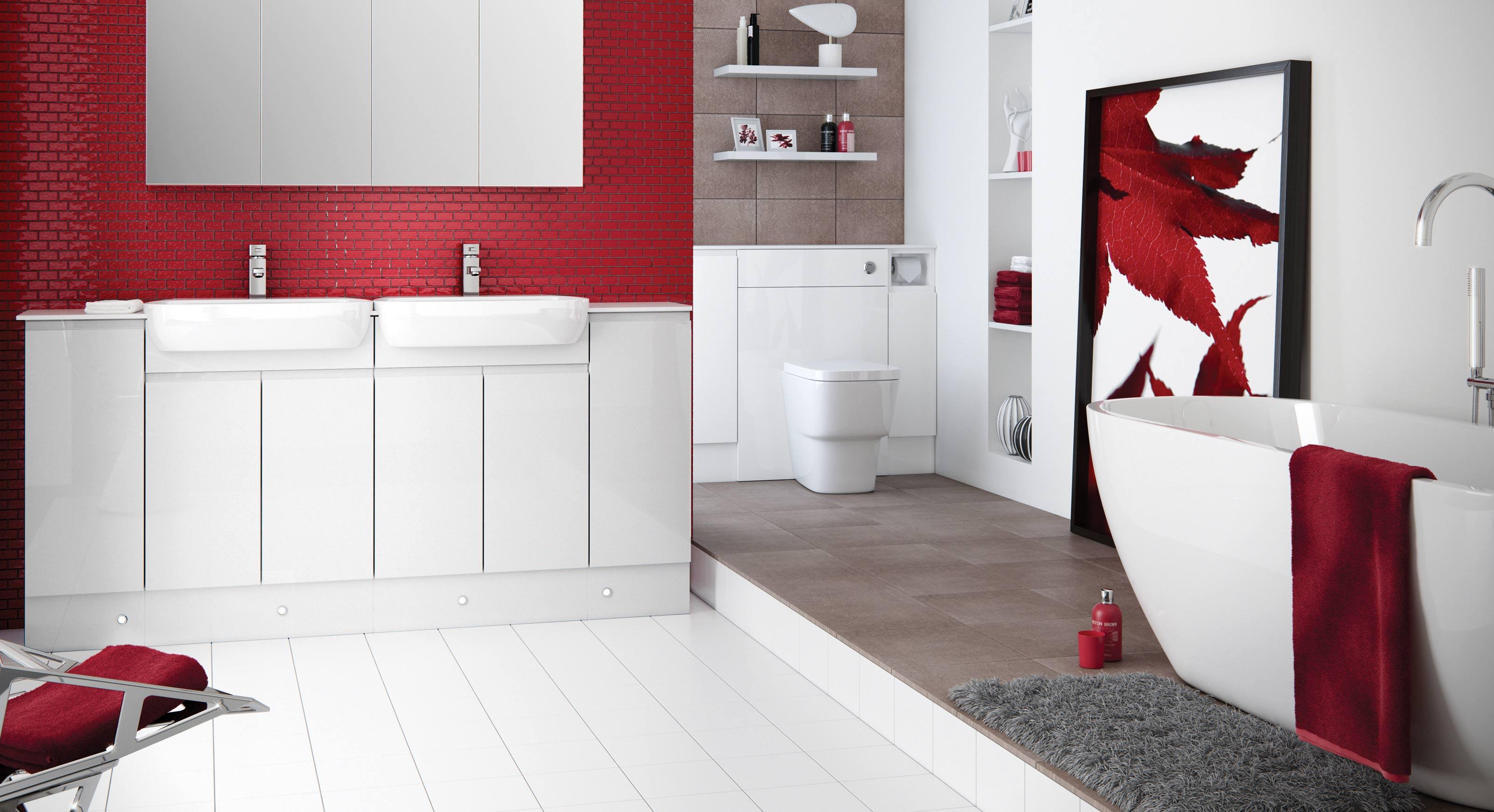 Bathrooms To Love Fresco Contemporary regarding measurements 3200 X 1740