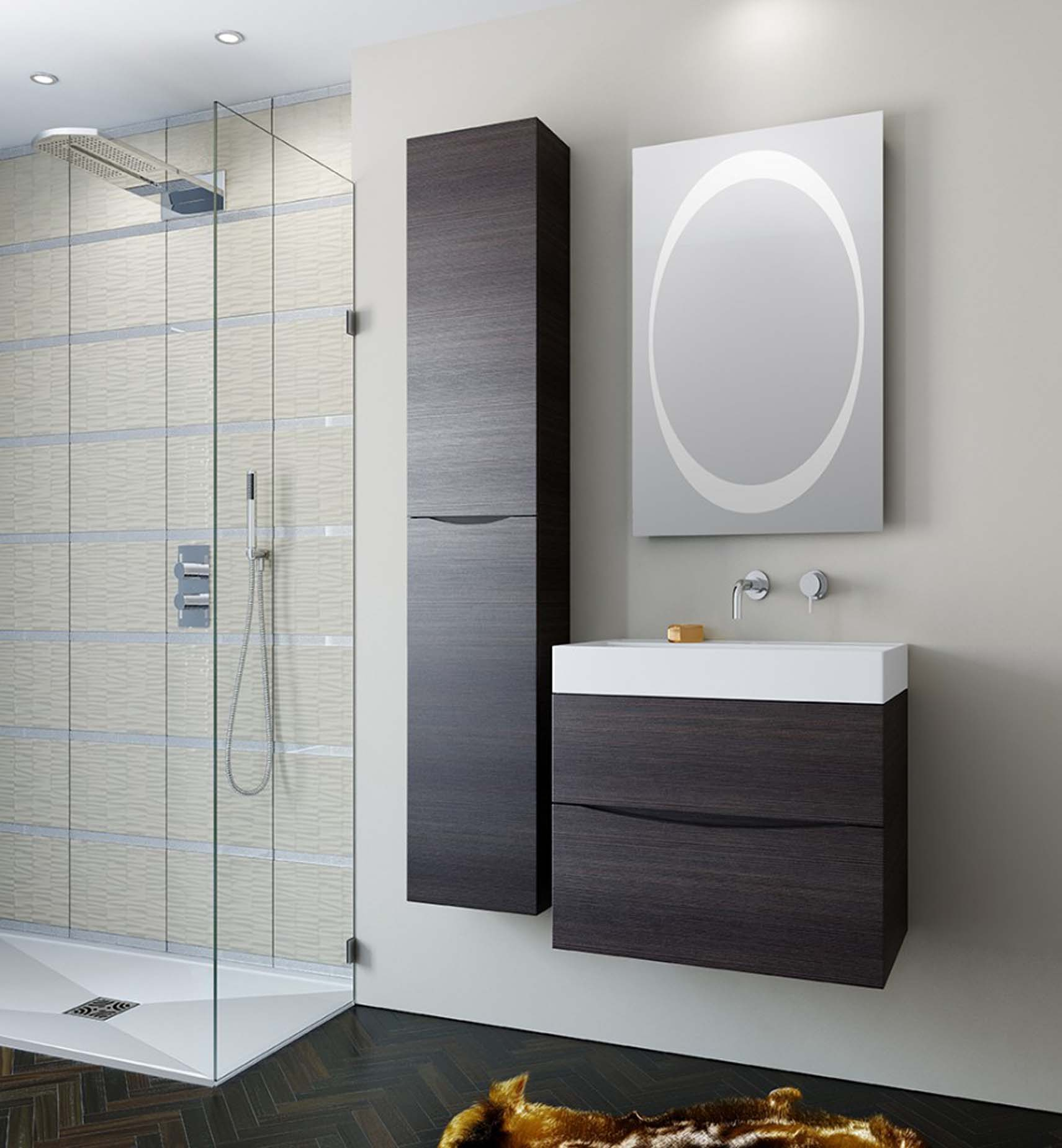 Bauhaus Bathroom Furniture Hyde Park Kitchens And Bathrooms throughout measurements 1711 X 1850