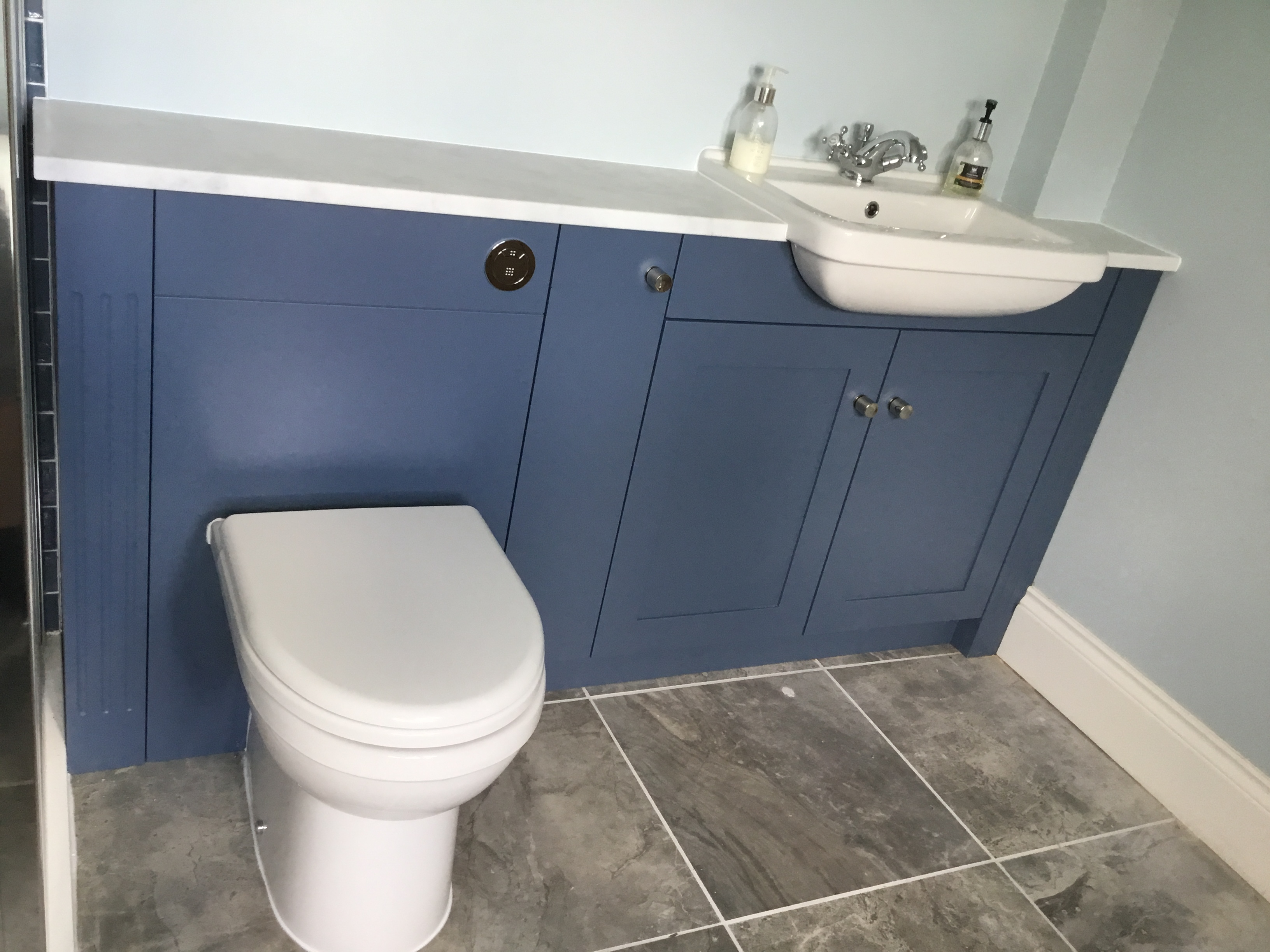 Bespoke Bathrooms Bathroom Furniture And Saunas intended for sizing 3264 X 2448