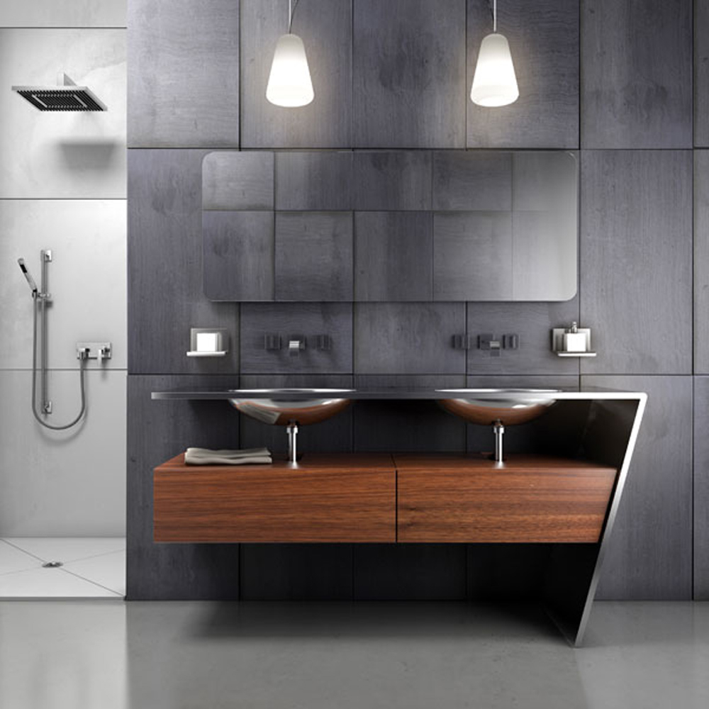 Best Contemporary Bathroom Cabinets Contemporary Furniture with regard to measurements 1000 X 1000