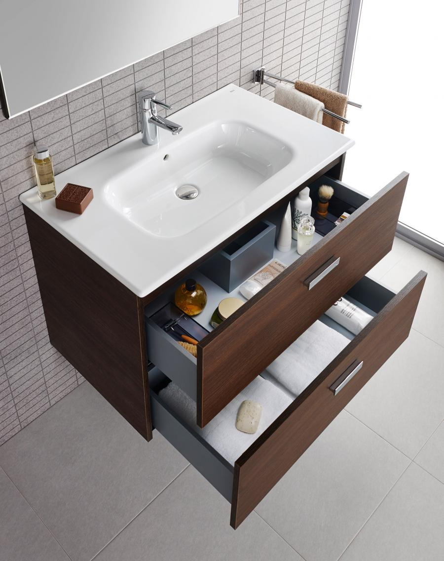 Choose The Bathroom Furniture That Best Defines You Roca Life with measurements 900 X 1136