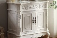 French Shab Chic Bathroom Furniture Shab Chic Bathroom Cabinets intended for proportions 891 X 1024