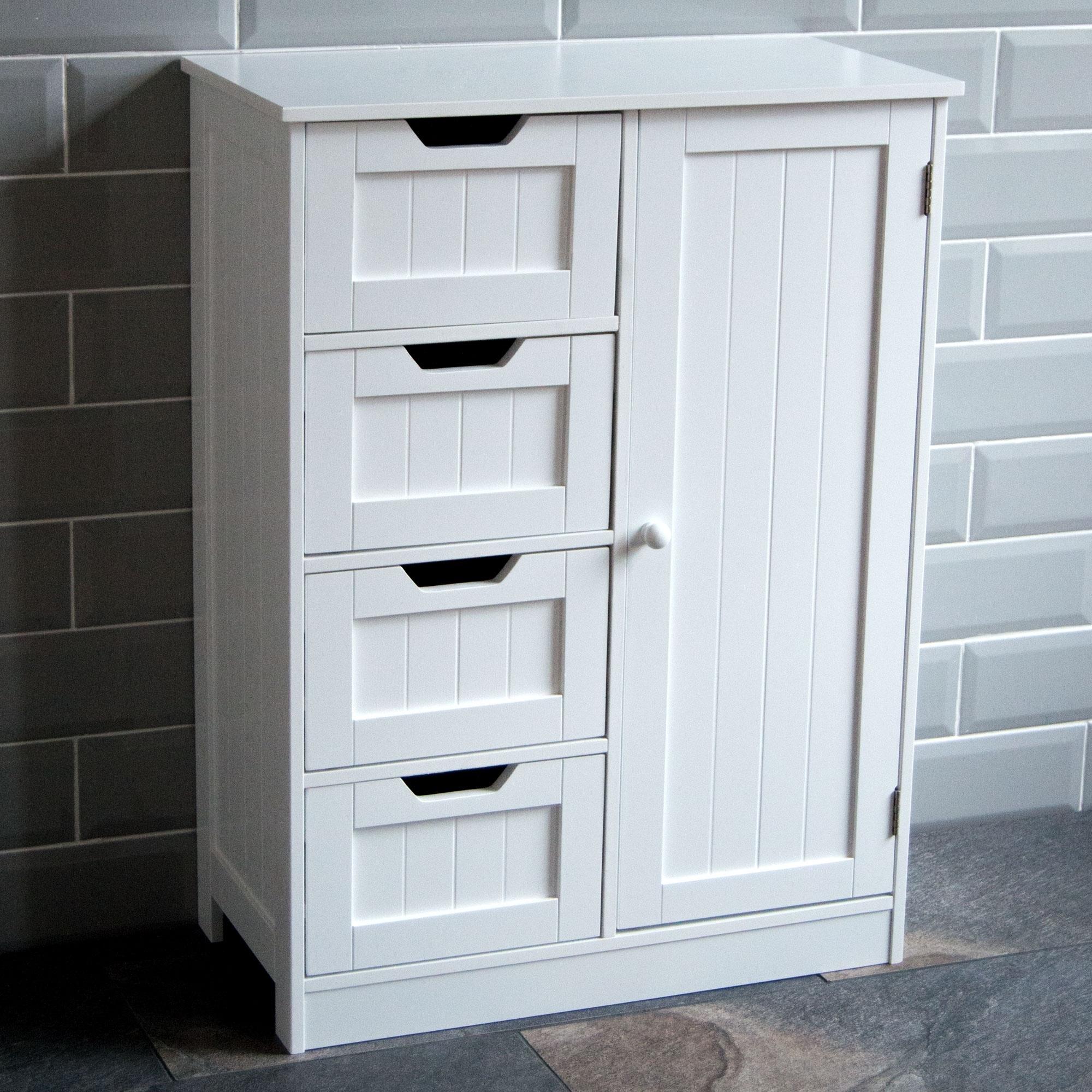 Free Standing Bathroom Furniture