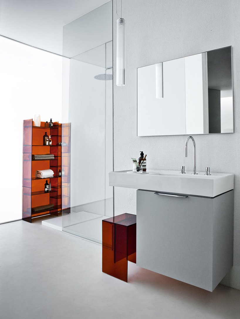 Kartell Laufen Saphirkeramik Bathroom Technologies with dimensions 818 X 1087