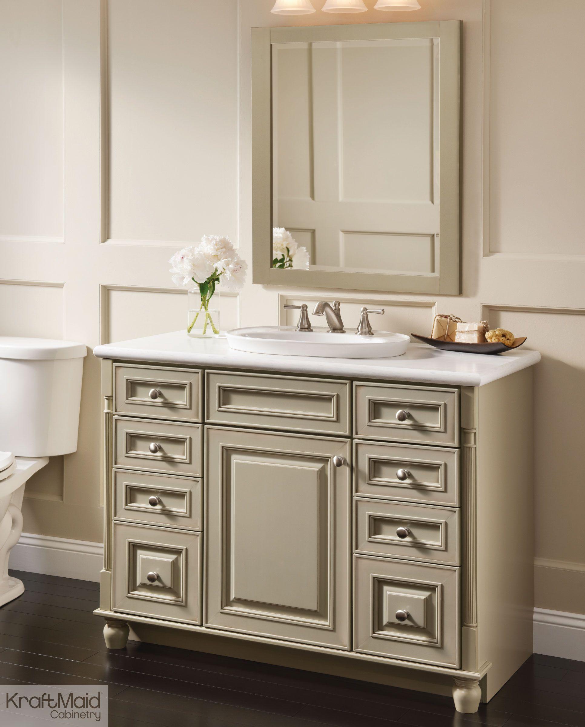 Kraftmaid Bathroom Vanity Bedroom Furniture Bathroom Bathroom for measurements 1932 X 2400