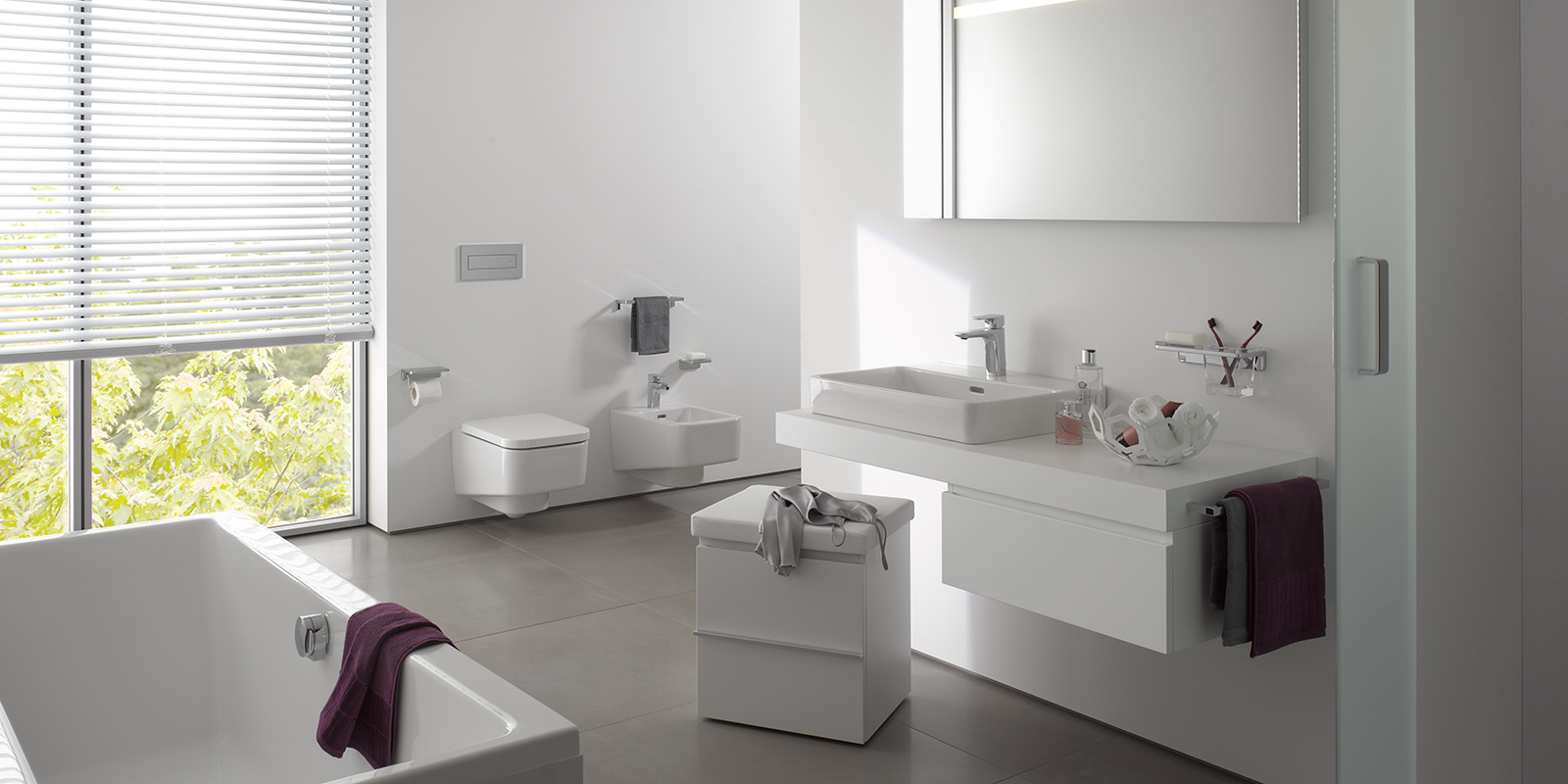 Laufen Bathrooms Ag Vetica Group Business Evolution Strategy with regard to measurements 1600 X 800