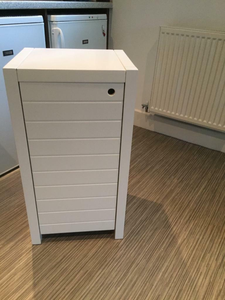 Marks Spencer Bathroom Cabinet Storage In White In Eccles with proportions 768 X 1024
