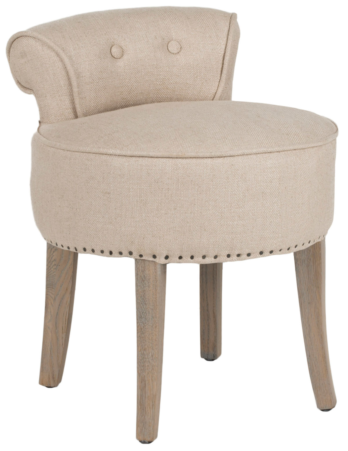 Mcr4546g Vanity Stools Furniture Safavieh intended for size 1200 X 1553