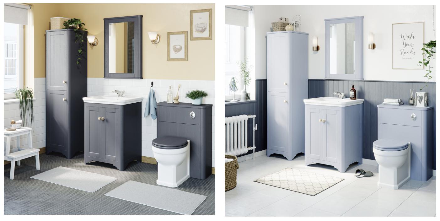 Heritage Bathroom Furniture Faucet