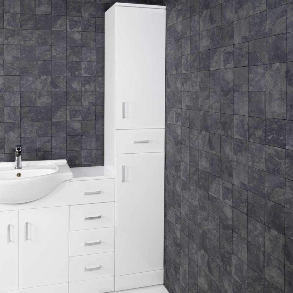 White Bathroom Furniture Plumbworld intended for dimensions 980 X 980