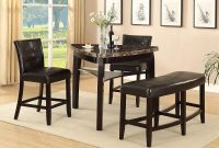 Cypress 4 Piece Counter Height Pub Style Dining Package with regard to proportions 1200 X 925