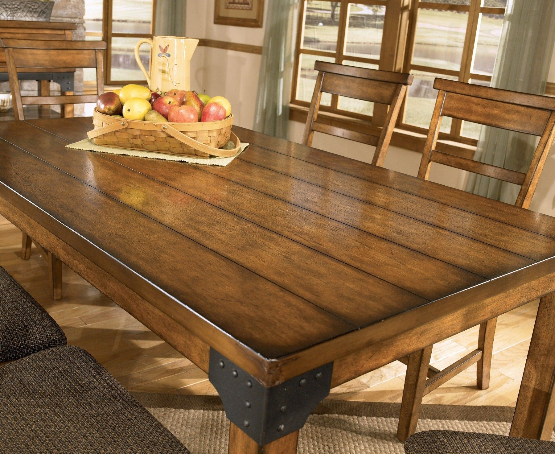 Dining Room Cool Rustic Dining Room Tables 6 Chairs Have throughout dimensions 1800 X 1472