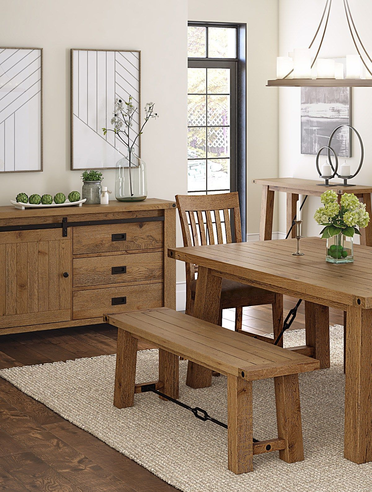 Dining Room Design Storage And Display Options Barn Doors for size 1200 X 1587