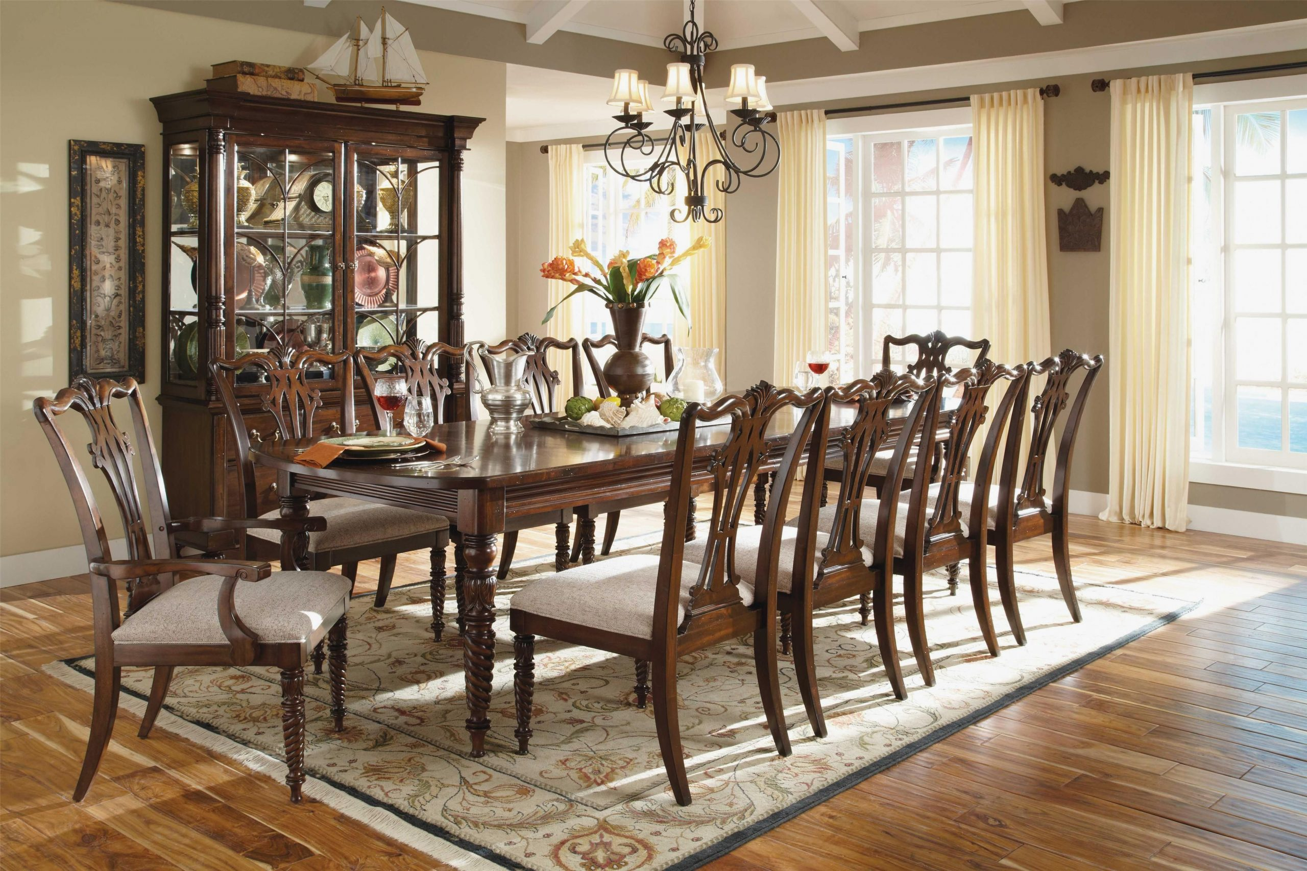 formal dining room table seats 12 • faucet ideas site