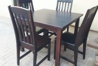 Dining Table 4 Chairs Junk Mail with dimensions 1536 X 1536