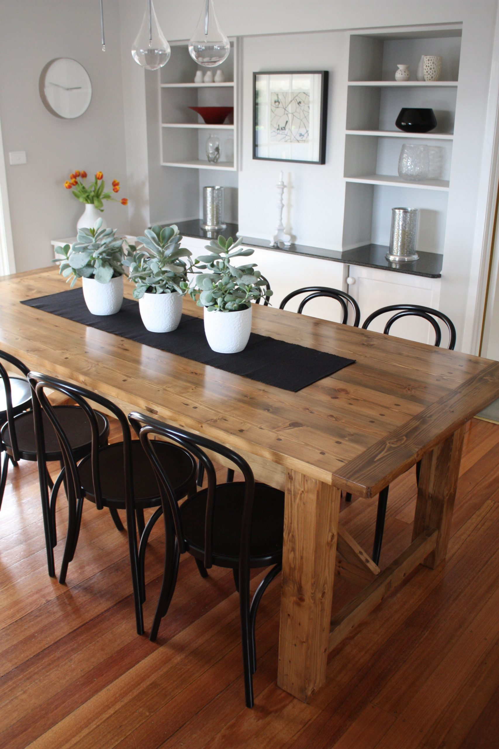 For The Home Rustic Kitchen Tables Dining Room Design with dimensions 2848 X 4272
