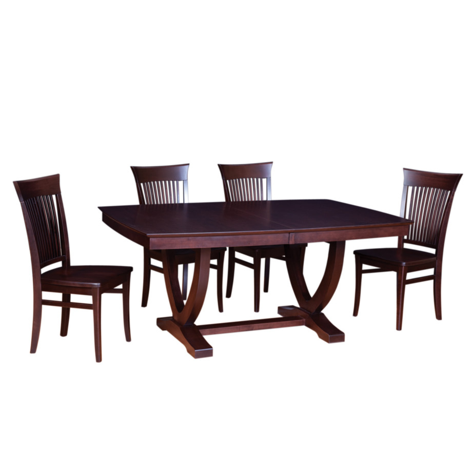 Galley Trestle Table Fannys Furniture Kelowna Bc with regard to measurements 922 X 922