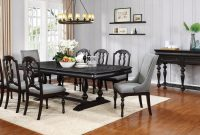 Leon Dining Room Set Dining Room Sets Furniture Dining throughout dimensions 1900 X 1024