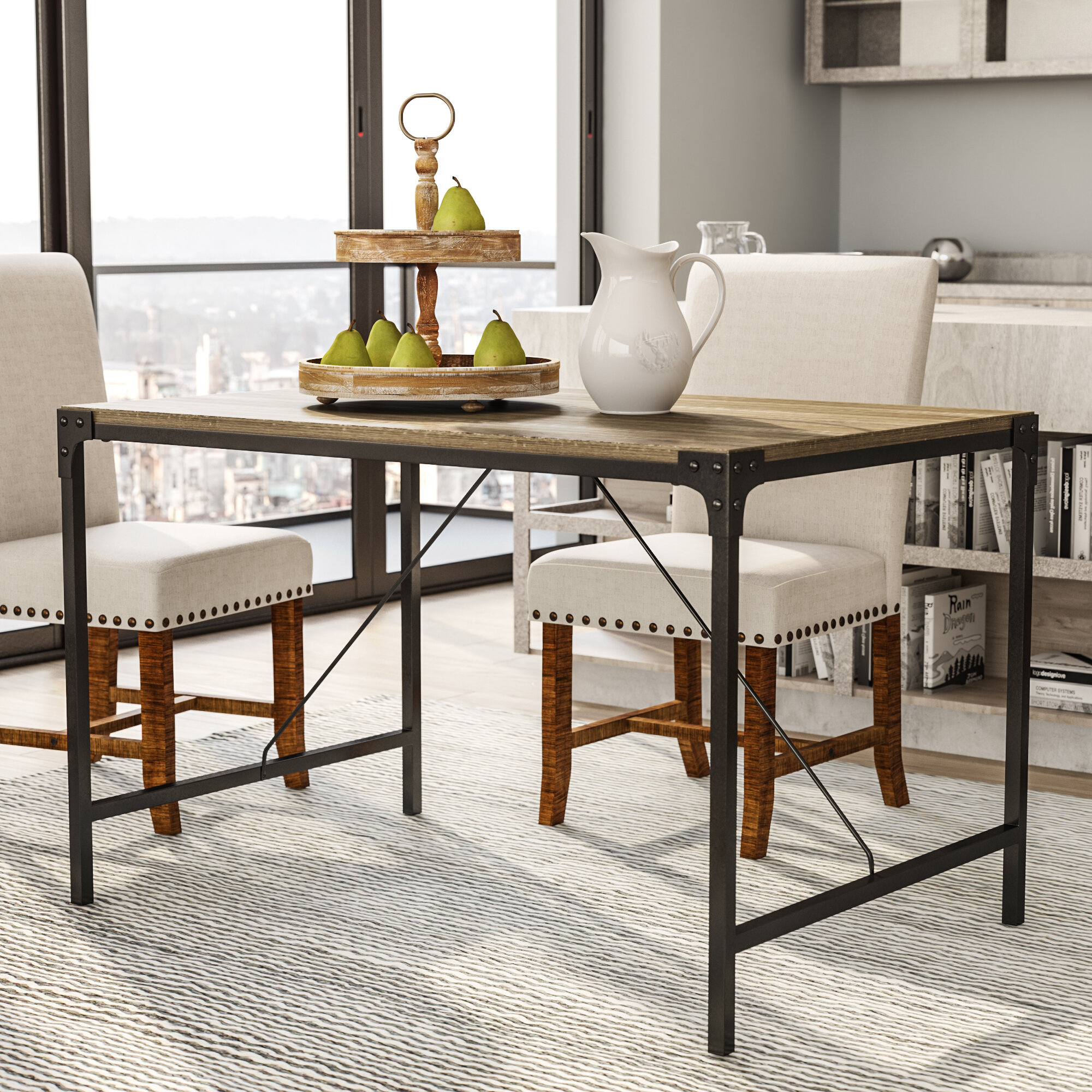 Madeline Dining Table within dimensions 2000 X 2000