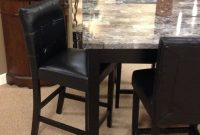 Maysville Counter Height Dining Room Table With 4 24 within measurements 800 X 1163