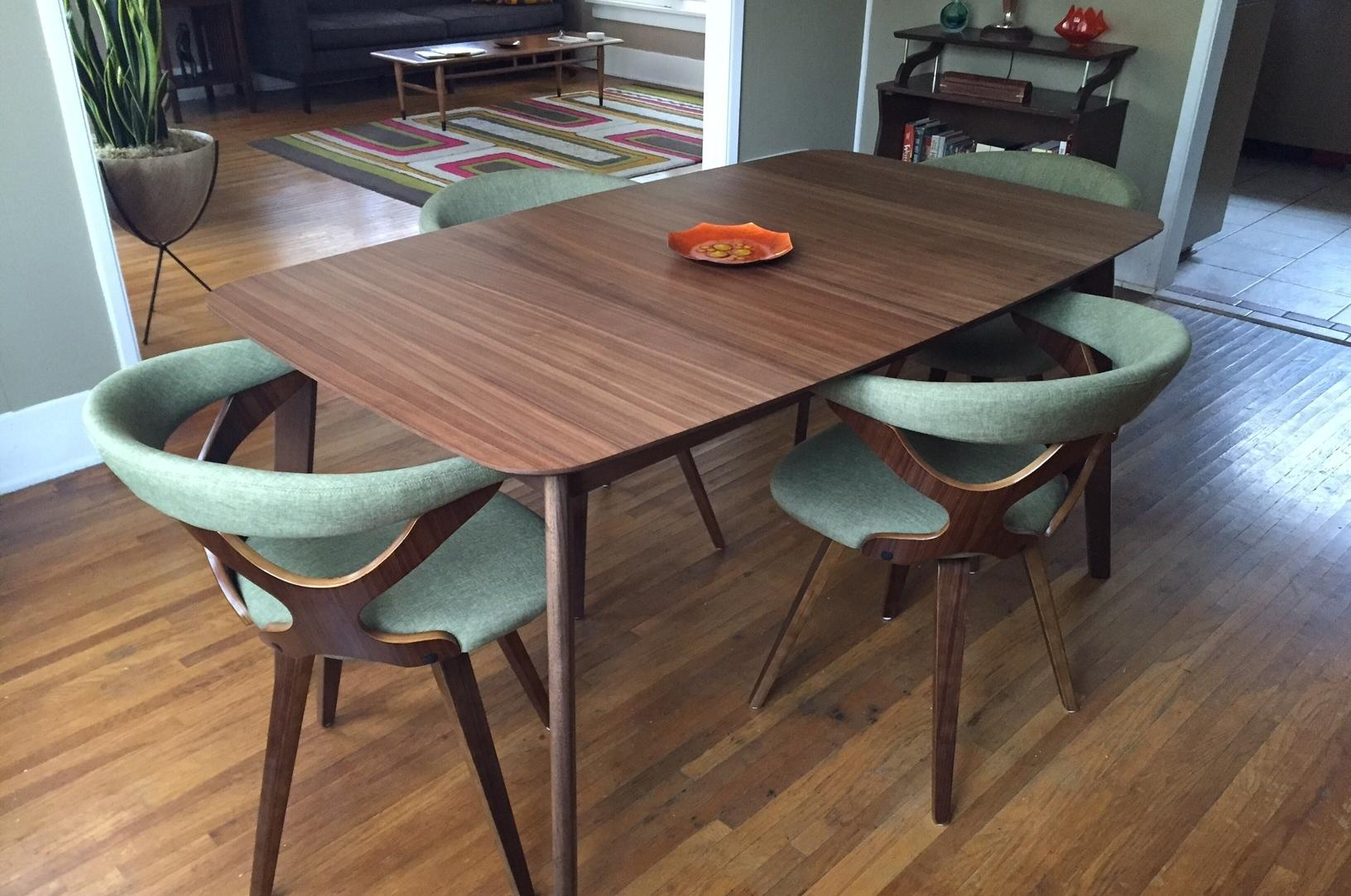 Mix And Match Is The Modern Way To Furnish A Dining Room in proportions 1632 X 1083