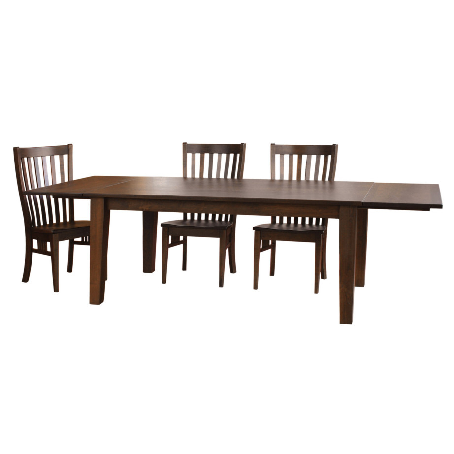 Shaker Harvest Table Fannys Furniture Kelowna Bc with regard to size 922 X 922