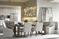 Universal Furniture Modern Dining Room Set with regard to proportions 1947 X 1460