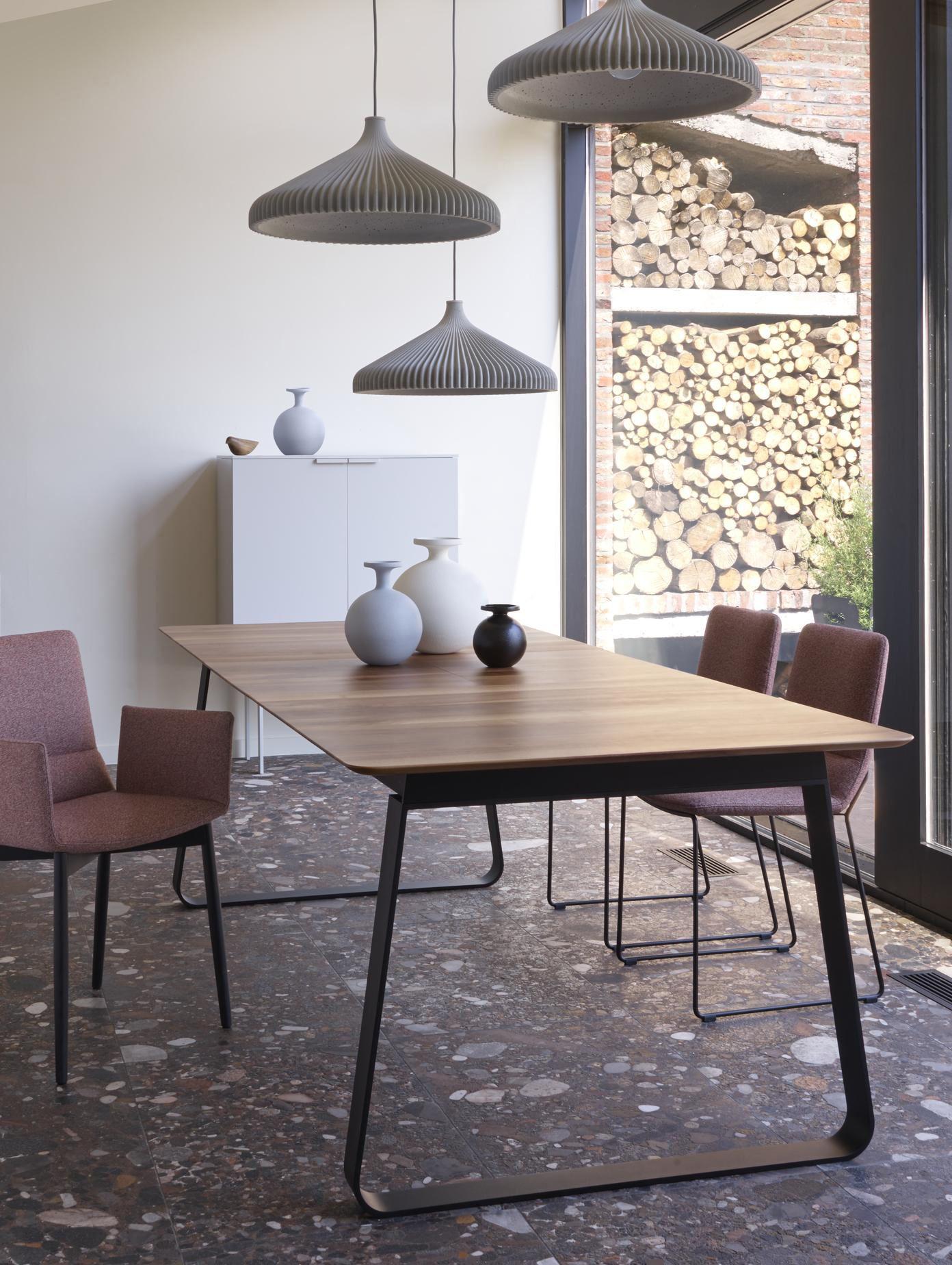 Vilna Dining Table Designed Pangnon Pelhaitre For for size 1392 X 1848