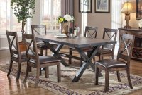 Voyager Industrial Style Dining Room Furniture regarding proportions 1200 X 812