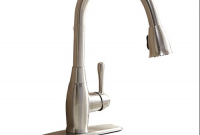 aquasource kitchen faucet model fp4a4046np